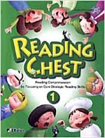 Reading Chest 1: Student Book (Paperback + CD 1장)