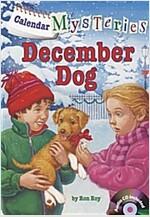 Calendar Mysteries #12: December Dog (Paperback + CD)