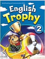 English Trophy 2 (Student Book + Workbook + Digital CD) (Paperback)