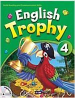 English Trophy 4 (Student Book + Workbook + Digital CD) (Paperback)