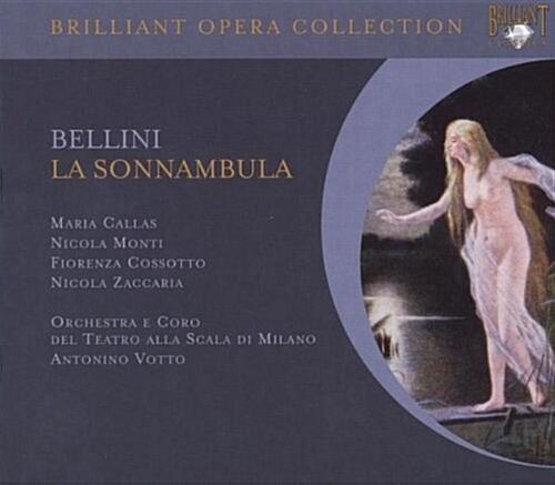 [수입] 벨리니 : 오페라 몽유병의 여인 [2CD]