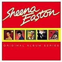 [수입] Sheena Easton - Original Album Series (Digipack)(5CD Boxset)