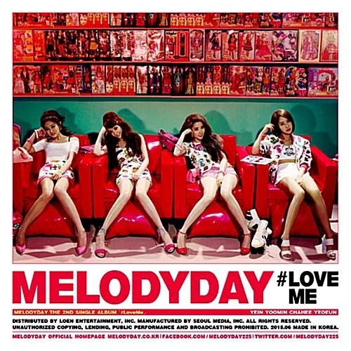 멜로디데이 - 싱글 2집 #LoveMe