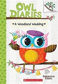 Owl Diaries #3 : A Woodland Wedding (Paperback)