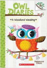 Owl Diaries #3 : A Woodland Wedding (Paperback)