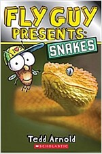 Fly Guy Presents: Snakes (Scholastic Reader, Level 2) (Paperback)