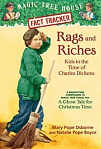 Magic Tree House FACT TRACKER #22 : Rags and Riches (Paperback)