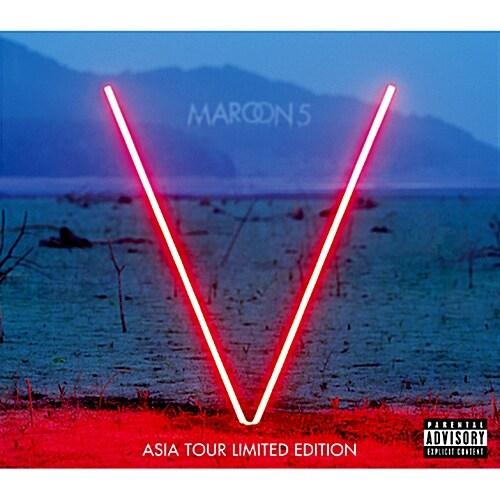Maroon 5 - V [CD+DVD 아시아 투어 에디션]