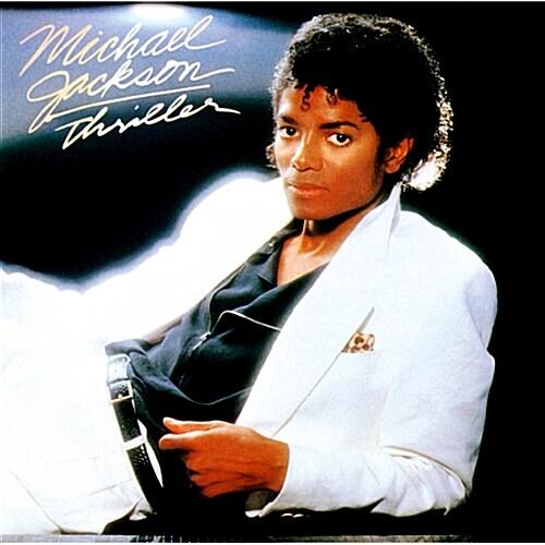 Michael Jackson - Thriller [리마스터 재발매]