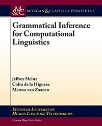 Grammatical inference for computational linguistics