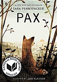 Pax (Hardcover, Deckle Edge)