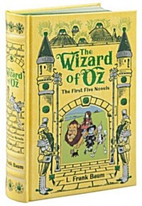 The Wizard of Oz: The First Five Novels (Hardcover)