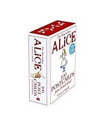 Alice: 100 Postcards from Wonderland (Cards, Main Market Ed.)