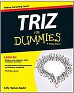 Triz for Dummies (Paperback)