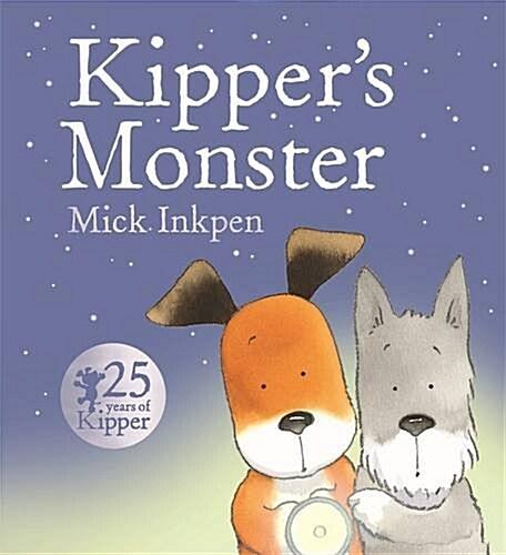 Kipper: Kippers Monster (Paperback)