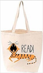 Read Tiger Tote (Lg) (Other)