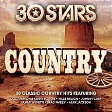 [수입] 30 Stars: Country [2CD]