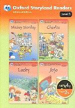 Oxford Storyland Readers Level 5 (스토리북 4권 + 테이프 2개)
