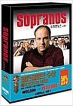 소프라노스 시즌 1 박스세트 (4disc)
