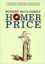 Homer Price (Puffin Modern Classics) (Paperback)