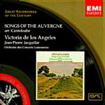 [수입] Songs Of The Auvergne arr. Canteloube / Victoria De Los Angeles