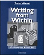 Writing from within Teacher's Manual (Paperback, Teacher's ed)