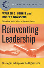 Reinventing leadership : strategies to empower the organization 1st Collins Business Essentials ed
