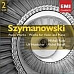 [수입] Karol Szymanowski - Piano & Violin Works : Rudy / Hoelscher / Beroff
