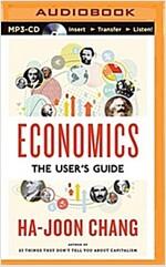 Economics: The User's Guide (MP3 CD)