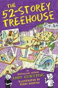 The 52-Storey Treehouse (Paperback, Main Market Ed.)