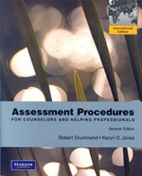 Assessment procedures for counselors and helping professionals 7th ed., International ed