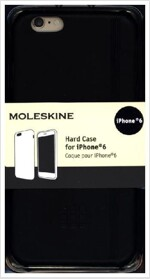 Moleskine Classic Hard Case for iPhone 6, Black (5 X 2 In.) (Other)