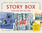 Story Box: Create Your Own Fairy Tales (Hardcover)