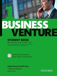 Business Venture 1 Elementary: Student's Book Pack (Student's Book + CD) (Package)