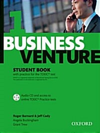 Business Venture 1 : Students Book (Paperback + CD, 3rd Edition)