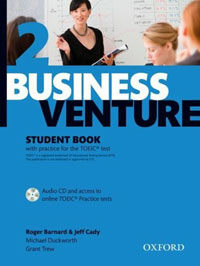 Business Venture 2 Pre-Intermediate: Student's Book Pack (Student's Book + CD) (Package)