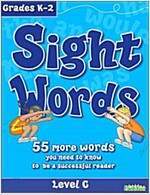 Sight Words, Level C: 55 More Words You Need to Know to Be a Successful Reader (Paperback)
