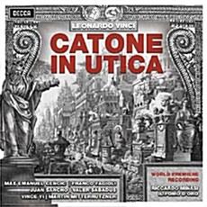 [수입] 빈치 : 카토네 인 우티카 [3CD]