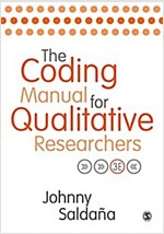 The Coding Manual for Qualitative Researchers (Paperback, 3 Revised edition)