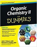 Organic Chemistry II For Dummies (Paperback)