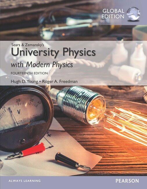 University Physics with Modern Physics, Volume 3 (Chs. 37-44), Global Edition (Paperback, 14 ed)