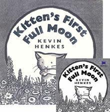 노부영 Kitten's First Full Moon (Hardcover + CD)