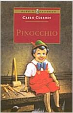 Pinocchio (Paperback, Reissue)