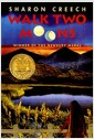 [중고] Walk Two Moons (Paperback)