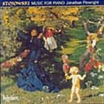 [수입] Sigismond Stojowski - Piano Music / Jonathan Plowright