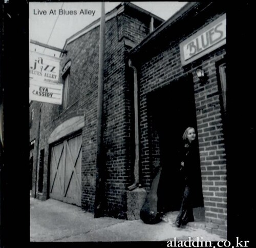 [수입] Eva Cassidy - Live At Blues Alley