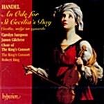 [수입] [SACD] George Frideric Handel - An Ode For St Cecilia`s Day / Caroyln Sampson
