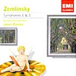 [수입] Alexander Zemlinsky - Symphonies 1 & 2 / James Colon