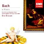 [수입] Johann Sebastian Bach - 6 Motets / Eric Ericson