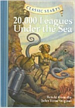 Classic Starts(r) 20,000 Leagues Under the Sea (Hardcover)